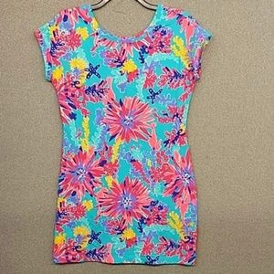 New Lilly Pulitzer French Terry Cotton Large
